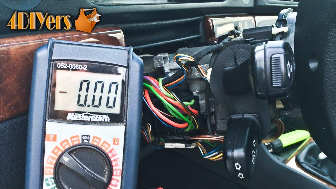 bmw ignition diagram [ 1280 x 720 Pixel ]