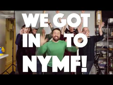 We got into the New York Musical Festival!
