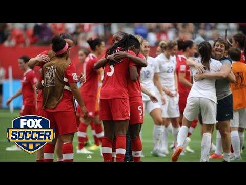 England vs. Canada Recap - FIFA Women's World Cup 2015