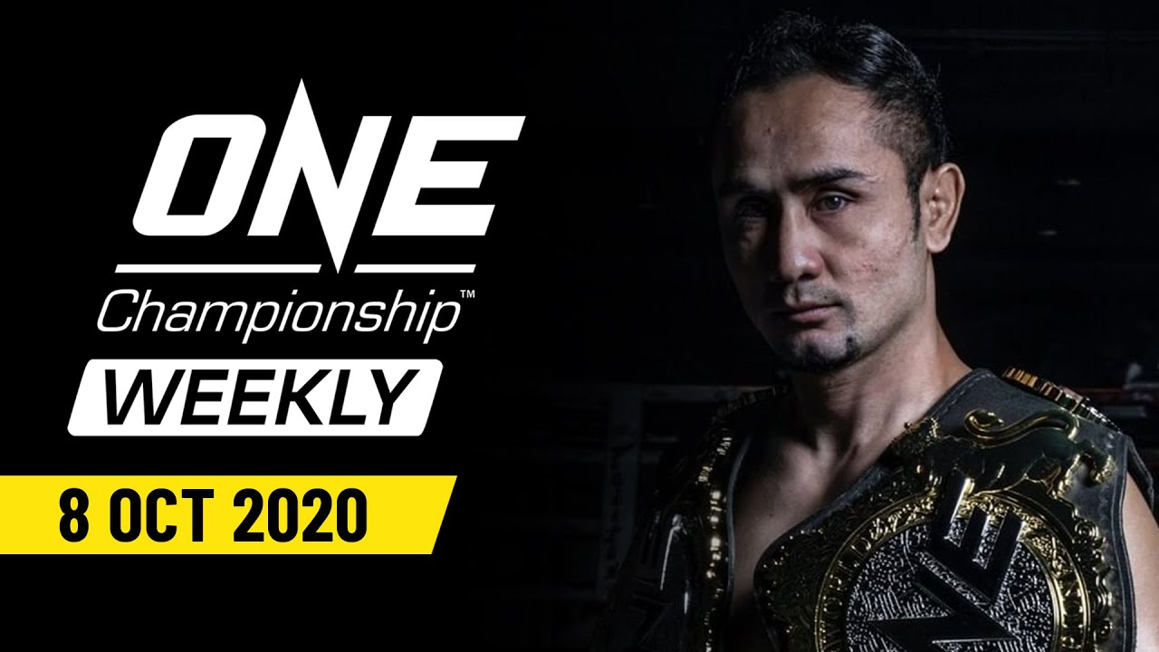 ONE Championship Weekly | 8 October 2020