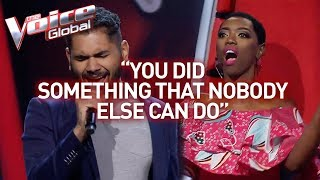 THE VOICE WINNER makes single mother very proud! | Winner
