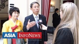 Se celebró en Buenos Aires el Día Nacional que conmemora la fundación de Corea