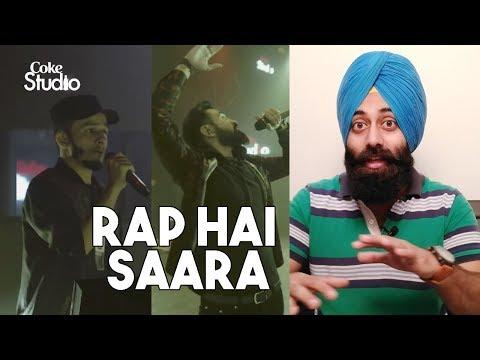 Indian Reaction on Rap Hai Saara, Lyari Underground & Young Desi, Coke Studio Season 11