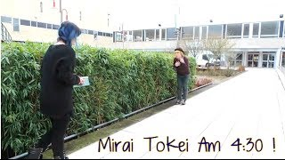 Video ♪【 Jonkiyu  ジョンキーユ】未来時計AM 4:30 ♪ Mirai Tokei 踊ってみた HD ♪ download MP3, 3GP, MP4, WEBM, AVI, FLV Juli 2018