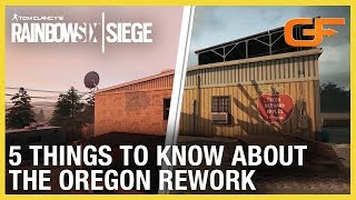 Rainbow Six Siege: 5 Things To Know About the Oregon Rework w/ Get_Flanked   Ubisoft [NA]