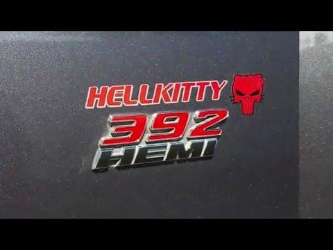 Dodge Challenger 392 SRT - What thaaaaa, HellKitty!?