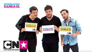 Zorba Olma Kanka Ol | 3 Adam | Cartoon Network