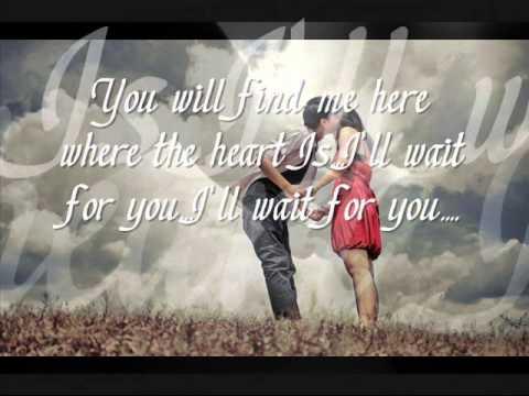 i'll be here where the heart is lyrics kim Carnes