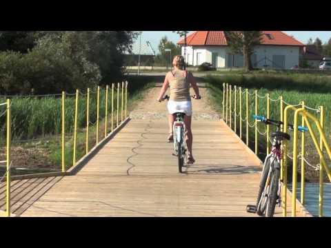Szlak rowerowy Jarosławiec -  Łącko