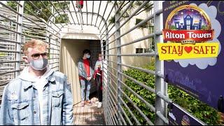Alton Towers' Top Tips | Social Distancing