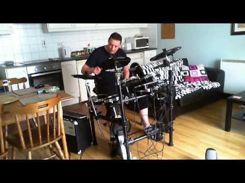 Phil Collins - In The Air Tonight Drum Cover
