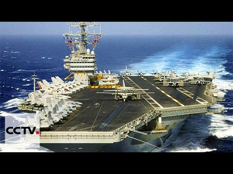 US Carrier Battle Group: Composition, capability and past drills