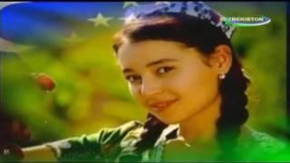 National Anthem of Uzbekistan (O'zbekiston TV)
