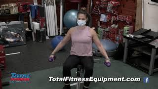 Total Fitness Equipment: Strength Training V1( WMA) screenshot 4