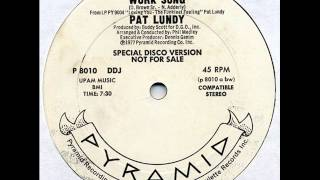 Pat Lundy - Work Song