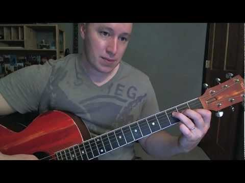Play 1000s of Songs on Guitar- Key of C Lesson