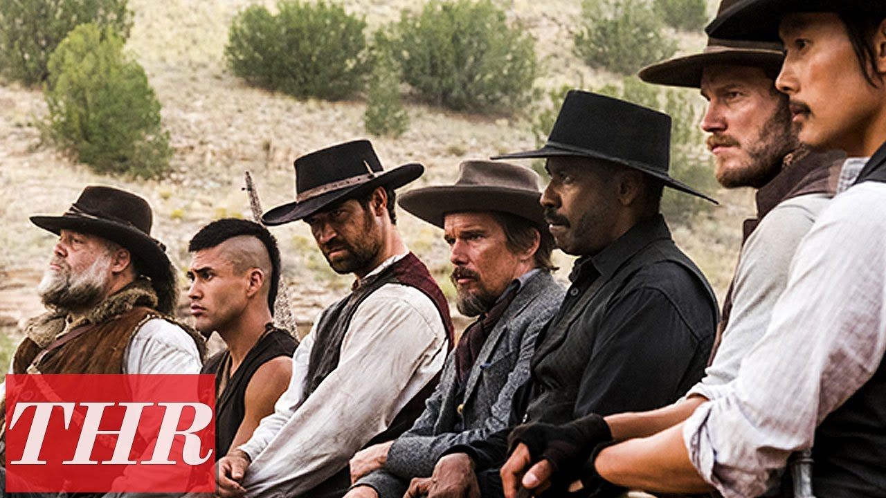 'The Magnificent Seven' Gallops to #1 With $35M  Box Office Report THR Sep 23-25th