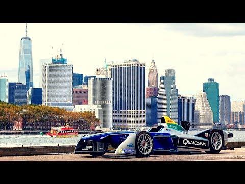 FORMULA RACING IN NYC || V62
