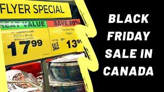 BLACK FRIDAY Sale & Deals- Part 1| Canada Vlog|கனடா| Small Kitchen Appliances|Cookware|Canadian Tire