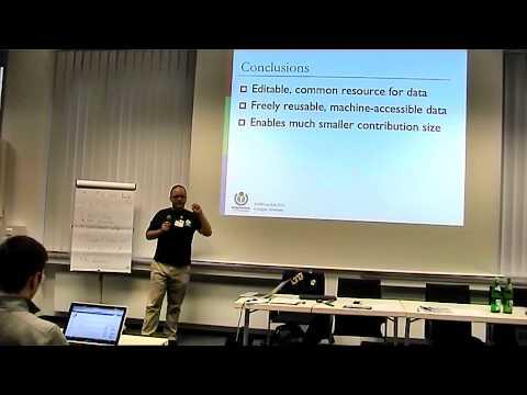 Wikidata - Semantic Wikipedia