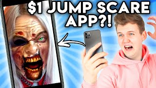 Can You Guess The Price Of These HAUNTED iPHONE APPS!? (GAME)