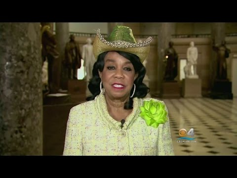Rep. Frederica Wilson: President Trump 'On The Brink Of Impeachment'
