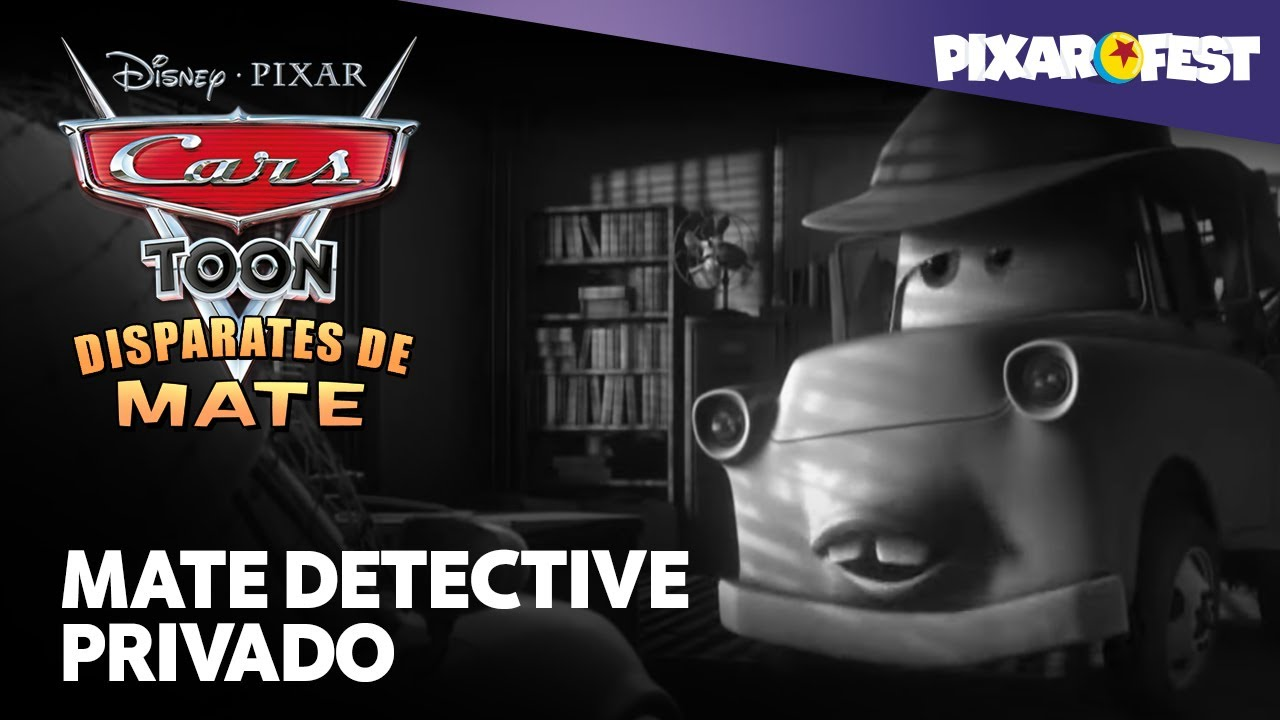 Cars Toon | Mate Detective Privado