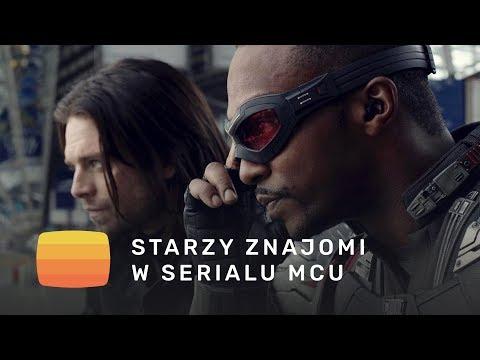 Starzy znajomi w serialu Falcon & Winter Soldier (+ info odnośnie Mandaryna i Black Widow)