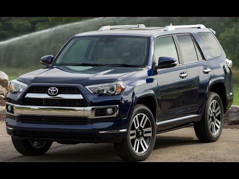 Toyota Sequoia Redesign 2017 Toyota New Car Youtube