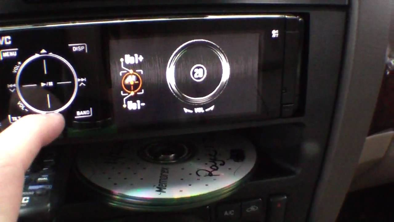 jvc arsenal kd adv49 2001 lincoln ls