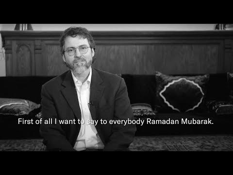 Ramadan Mubarak from Hamza Yusuf