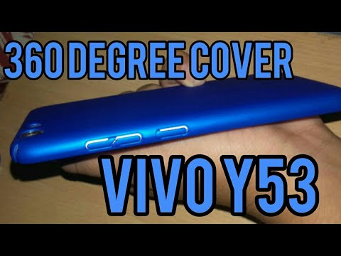 the best attitude 9739d 17b98 360 degree cover for vivo y53 unboxing and review
