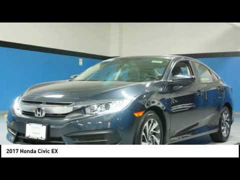 2017 Honda Civic Jamaica NY U259170