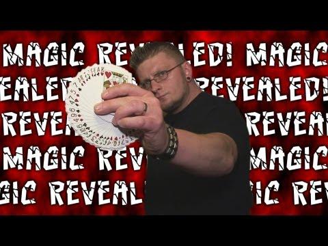 """How To Vanish & Reverse A Deck Of Cards!"" MAGIC REVEALED! ""Screamfreak Flip"""