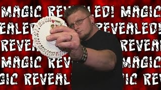 """How To Vanish & Reverse A Deck Of Cards!"" MAGIC REVEALED! ""Screamfreak Flip"""