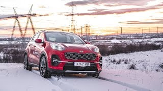 KIA SPORTAGE 2019 REVIEW - Vlog 849