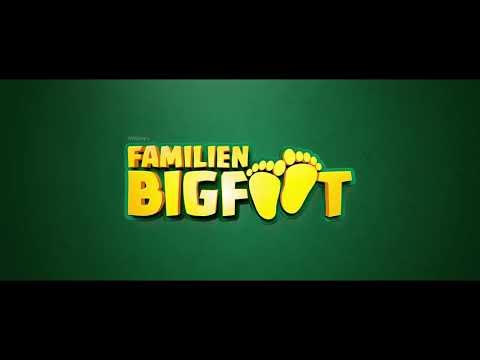 FAMILIEN BIGFOOT - PÅ DVD 8. februar