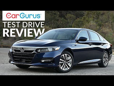 2020 Honda Accord Hybrid - Fuel Efficiency Without Compromise