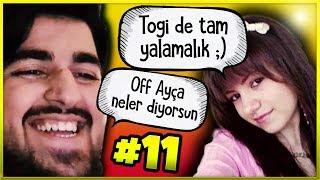 Off Bu Togİ De Tam Yalamalik şlifgdkgsşdflikg | Twitch Komik Anlar #11 | Funny M