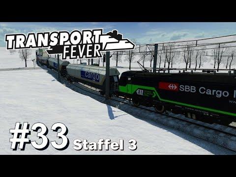 TRANSPORT FEVER S3/#33: Zurück zum Güterverkehr [Let's Play][Gameplay][German][Deutsch]
