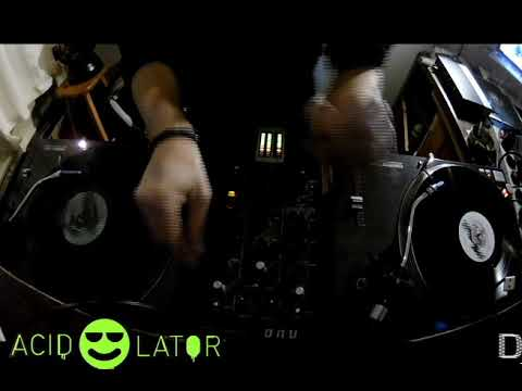 Download Acid o lator Podcast #1 Acid Techno DjSet with DjAan