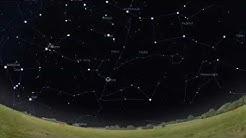 Sternzeit 03.11.2019 Mira ist wieder hell Wunderbarer Stern am Abend