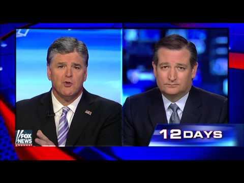 Cruz: Trump will continue cronyism, corporate welfare in DC