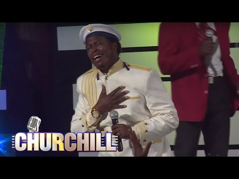 Anthony Musembi turns show into a praise and worship session