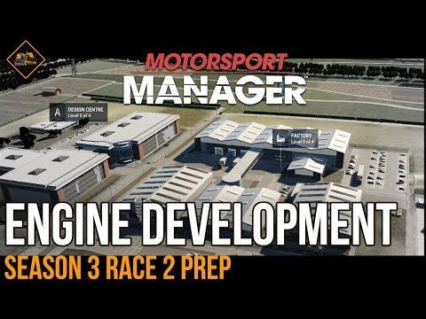 Motorsport Manager Engine Development : Season 3 Race 2 : Munich