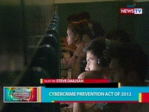 BP: Cybercrime Prevention Act of 2012