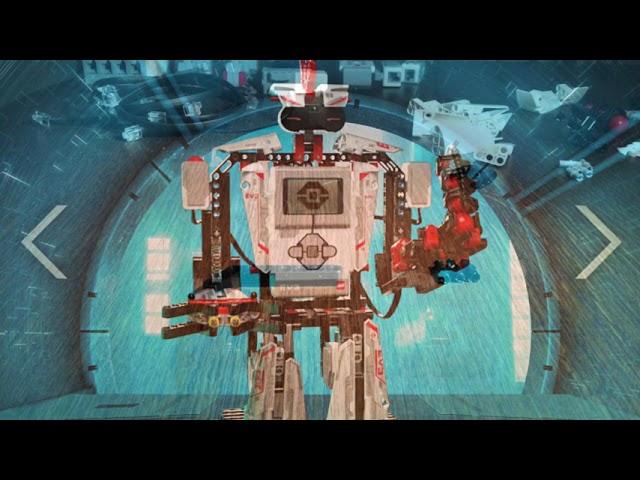 Mindstorm robot - EV3RSTORM