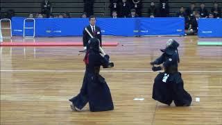 筑波大 対 中央大  〈決勝戦〉 第66回全日本学生剣道優勝大会