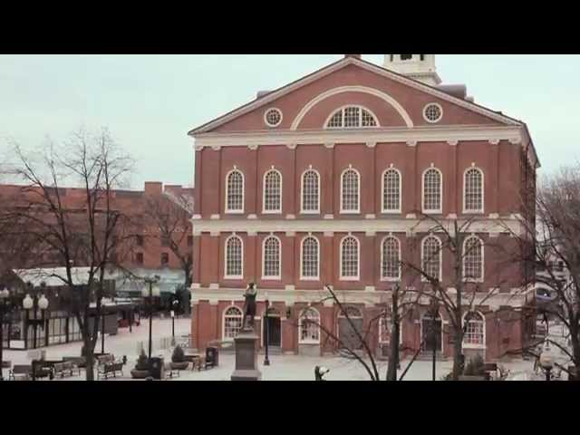 Freedom Trail Map And Self Guided Tour Free Tours By Foot