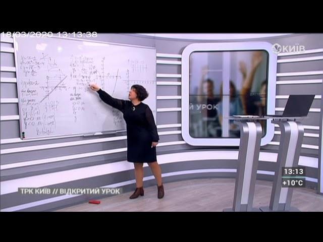 11 клас. Алгебра. Функція, її графік і властивості